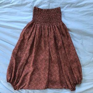 f808fc06c17e Anthropologie silk harem pants with pockets